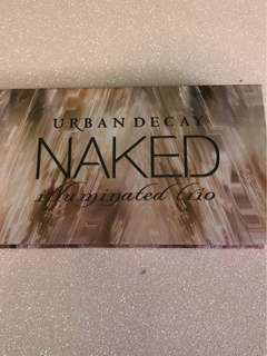 Urban decay naked illuminating trio limited edition