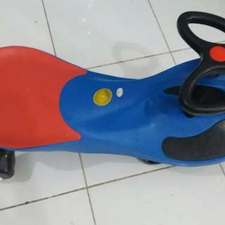 Toy Car Mini Ride
