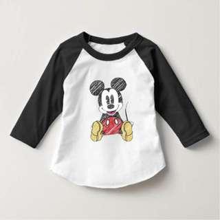 kaos raglan / kaos mickey / baju mickey / mickey mouse / baju unisex / baju wanita / baju pria/ baju anak/ pakaian anak / pakaian wanita / pakain cowok / baju casual / fashion wanita / fashion pria / kaos santai/ kaos anak/ baju anak / pakaian anak