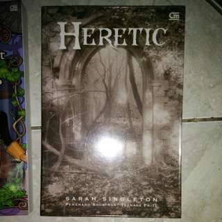 Heretic - Sarah Singleton