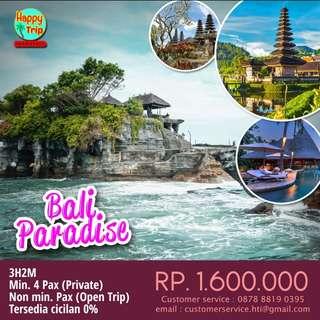 Promo paket ke Bali