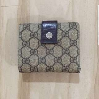 dompet gucci authentic (ori)