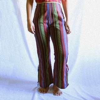 Vintage Flare Pants BM1003