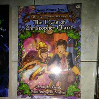 The Lives of Christopher Chant - Dianna Wynne Jones