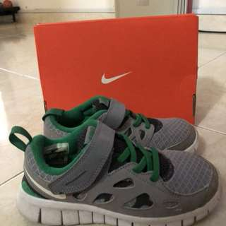 Nike Free Run Boys Shoes
