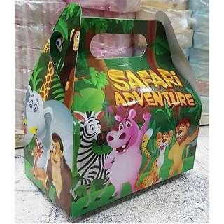 Safari Party Box