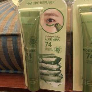 Aloe Vera Cooling Eye Serum