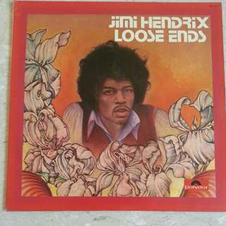 Jimi Hendrix Lp Vinyl Record