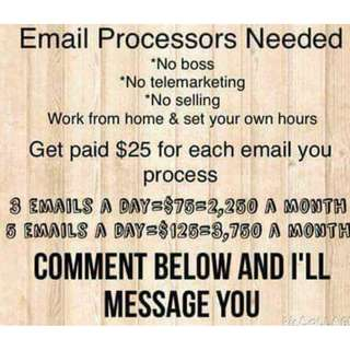 Daily Paid!!!! SIMPLY WORK WHEREVER YOU ARE!!