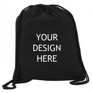 Custom Drawstring Bag