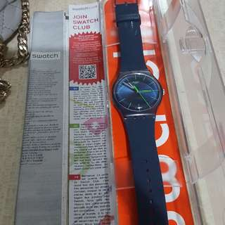 100%Original Swatch Navy Blue..