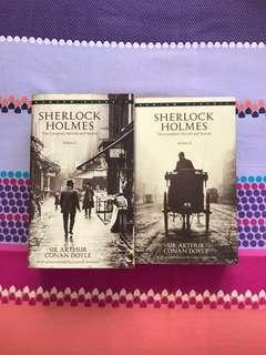 Sherlock Holmes Vol1&2 by Sir Arthur Conan Doyle