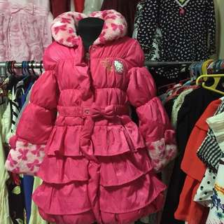 Hello Kitty Winter Jacket