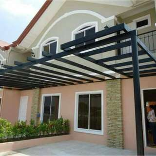 READY FOR OCCUPANCY HOUSE AND LOT TOWNHOUSE UNIT THRU BANK LOAN NEAR SUMULONG HIWAY & MARCOS HIWAY