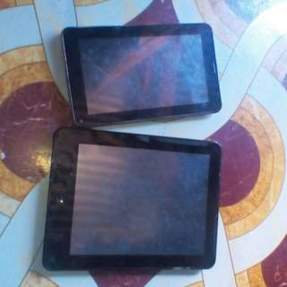 Tablet defective bandle