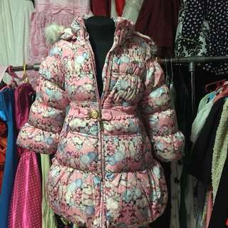 Cute Pink Winter Jacket