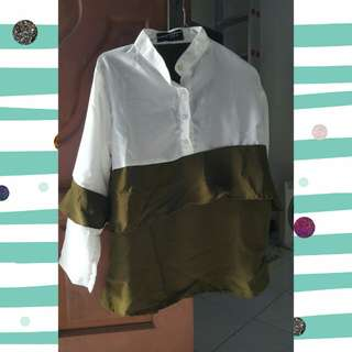Army Blouse New
