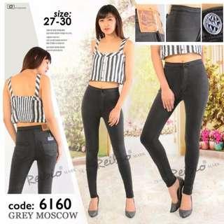 Hw Jeans grey