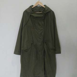 Parka Green Army