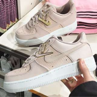 [NEW] Nike Air Force 1 'Particle Beige'