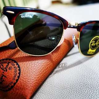 Clubmaster by Ray-Ban