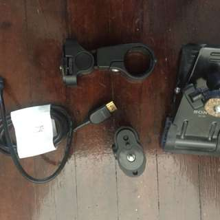SONY action cam accesory