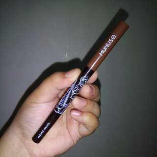 Mumuso Brow Pencil (Coffee Brown)
