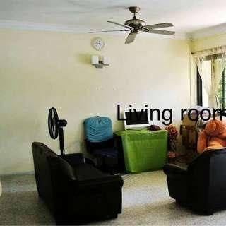 3 spacious bedroom for rent in Laguna Park Condo