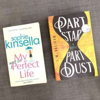Novels - My Not So Perfect Life / Part Star Part Dust