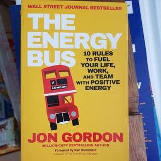The Energy Bus by Jon Gordon