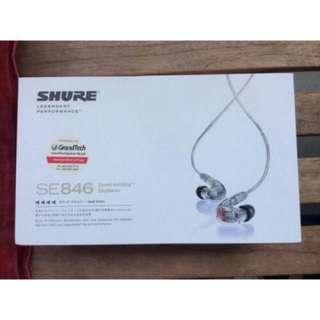 Shure SE846 100% Authentic