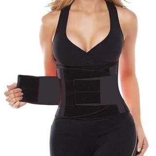 Waist trainer belts free shipping best workout belt slimming