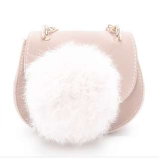 Furry Ball Mini Kids Bag