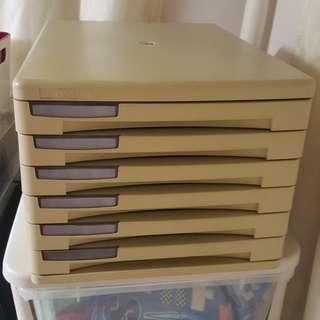 Organiser, Filing System