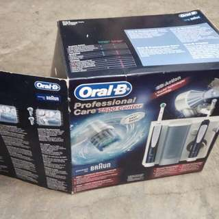 Oral-B Professional Care 75000, Induction Charging