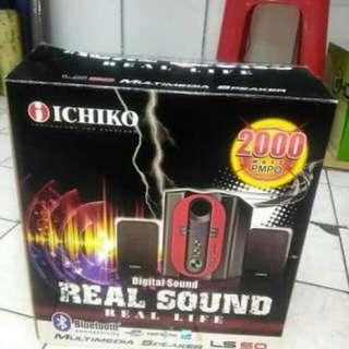 Speaker Bluetooth ICHIKO