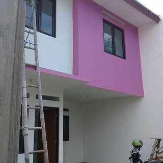 Rumah baru 2 lantai murah