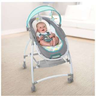 Ingenuity Inreach Mobile Lounger and Bouncer (Bassinet)