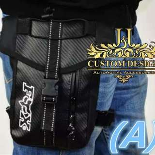 Biker thigh bag water proof