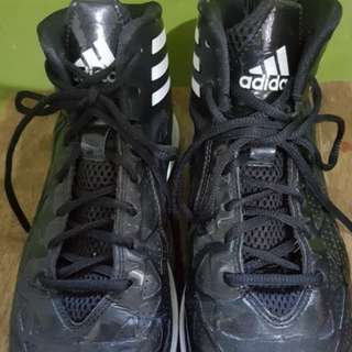 Adidas Hi-Cut Basketball Shoes