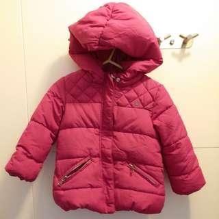 Zara 18~24M polyester jacket