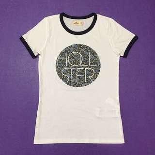 Hollister T-Shirt XS Fits XS-Small Original NEW
