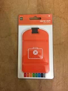 韓國製造-行李牌