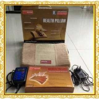 Health Pillow Lunar Bantal kesehatan Inframerah Tulang Anulus