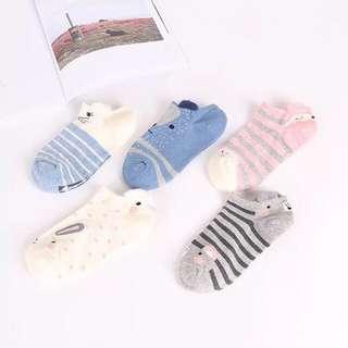 Cute ankle socks