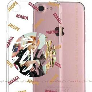 204 BTS WINGS TRANS PHONECASE.