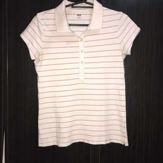 VF 136 uniqlo polo shirt 👚