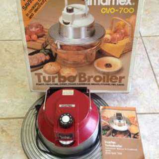 Imarflex turbo broiler