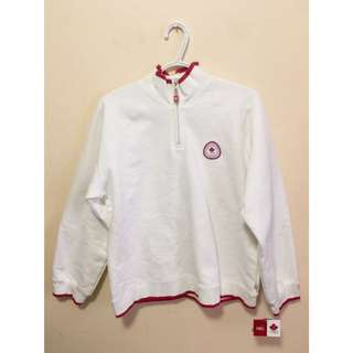 NEW W/TAGS OLYMPIC CANADA SWEATER 2006