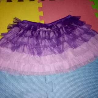 DanSkin Tutu Skirt for her(Size 4-5y/o)